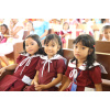 Girls in the kindergarten of Union Ubay, Philippines<div class='url' style='display:none;'>/en/</div><div class='dom' style='display:none;'>kirchgemeinde.ch/en/</div><div class='aid' style='display:none;'>404</div><div class='bid' style='display:none;'>12235</div><div class='usr' style='display:none;'>235</div>