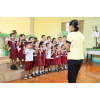 In the kindergarten of Union Ubay, Philippines &mdash;  The children sing and play with enthusiasm.<div class='url' style='display:none;'>/en/</div><div class='dom' style='display:none;'>kirchgemeinde.ch/</div><div class='aid' style='display:none;'>404</div><div class='bid' style='display:none;'>12347</div><div class='usr' style='display:none;'>235</div>